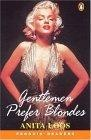 Gentlemen prefer bolndes