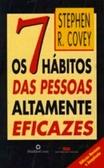 7 hábitos das pessoas altamente eficazes