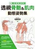 透視骨骼&肌肉:動態姿勢集