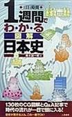 1日1時間・1週間でわかる図解日本史