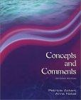 Concepts and comments:a reader for students of English as a second language