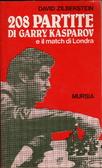 208 partite di Garry Kasparov e il match di Londra