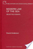 Modern law of the sea:selected essays
