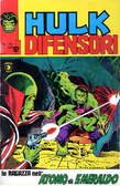 Hulk e i difensori n. 25