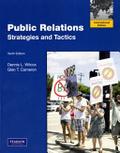 Public relations : : strategies and tactics