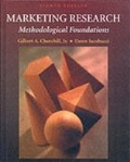 Marketing research:methodological foundations