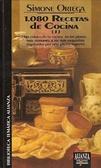 1080 recetas de cocina I