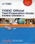 TOEIC official test-preparation guide.