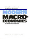 Modern macroeconomics:an intermediate text