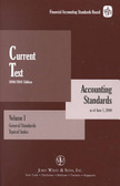 Accounting standards. Current text