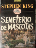 Cover of Semeterio de mascotas