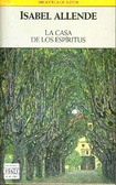 Cover of La Casa de los Espiritus