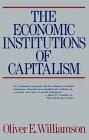 The Economic institutions of capitalism:firms- markets- relational contracting