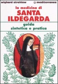 Cover of La medicina di santa Ildegarda