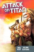 Attack on Titan, Vol. 23