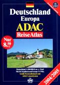 ADAC ReiseAtlas 2004 /2005