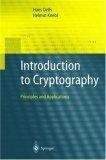 Introduction to cryptography:principles and applications