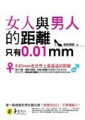 女人與男人的距離只有0.01mm