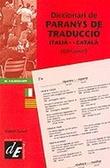 Diccionari de paranys de traducció