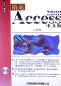 精通Access 2000中文版