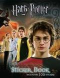 """Harry Potter"" and the Goblet of Fire Sticker Book"
