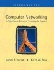 Computer networking:a top-down approach featuring the Internet