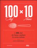 100 chef x 10 anni