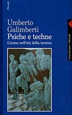 Cover of Psiche e techne
