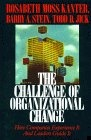 The Challenge of Orqanizational Change:how companies experience it and leaders guide it
