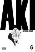 Cover of Akira #6 (de 6)