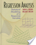 Regression analysis:statistical modeling of a response variable