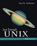 Just enough UNIX