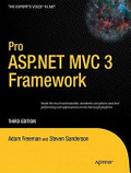 Pro Asp.net MVC 3 framework /