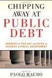 Chipping away at public debt : : sources of failure and keys to success in fiscal adjustment