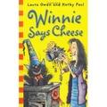 Winnie says cheese 封面
