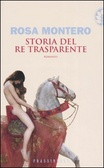 Cover of Storia del re trasparente