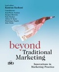 Beyond traditional marketing:innovations in marketing practice