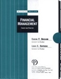 Financial management:theory and practice