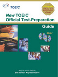 New TOEIC official test preparation guide