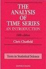 The analysis of time series:an introduction
