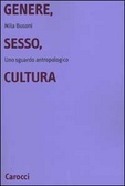 Cover of Genere, sesso, cultura