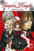 !!! SCHEDA DOPPIA - Vampire Knight vol. 01