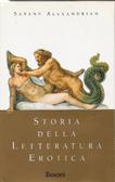 Cover of Storia della letteratura erotica