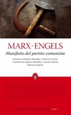 Cover of Manifesto del Partito Comunista. Ediz. integrale