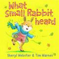 What small rabbit heard 書封