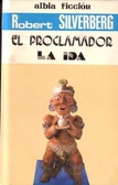 El proclamador - La ida - Robert Silverberg Image_book