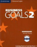 Business Goals 2. Workbook with CD