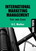 International marketing management:text and cases