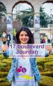 17 boulevard Jourdan