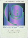 Organization theory:a strategic approach